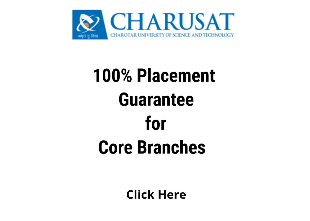 Charusat University   Best University in Gujarat   Private University